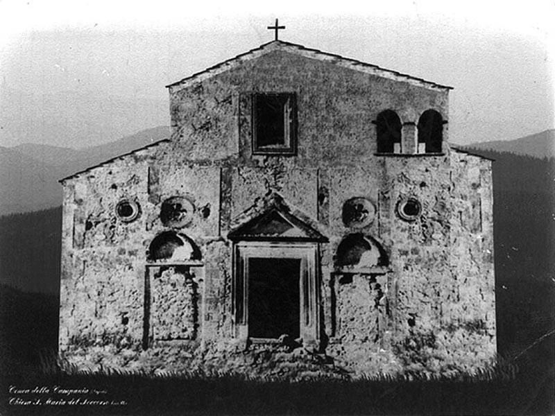 Conca della Campania e le sue chiese