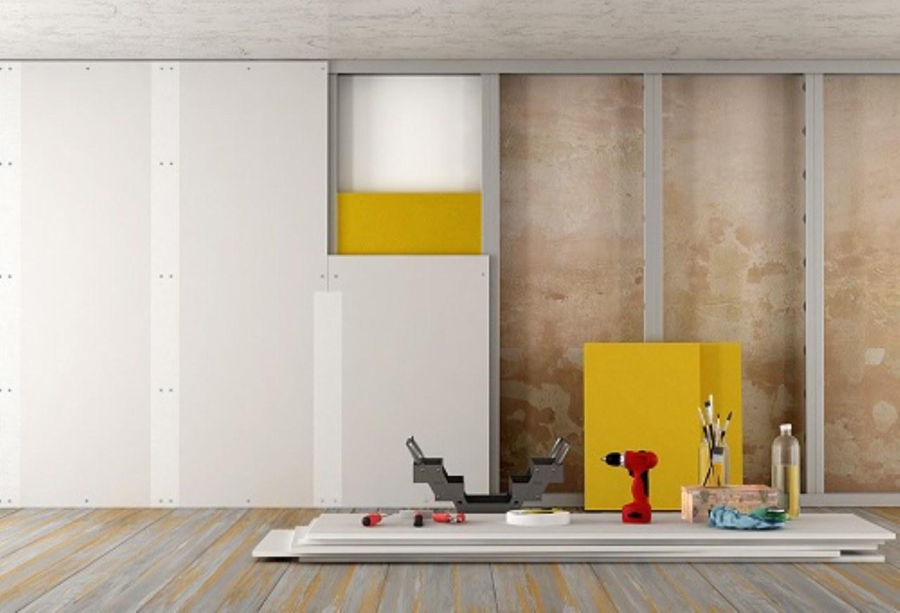 Quali lavori in cartongesso per ristrutturare casa?