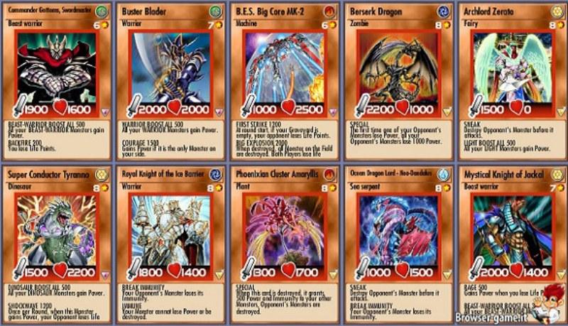Gioco di carte collezionabili Yu-Gi-Oh
