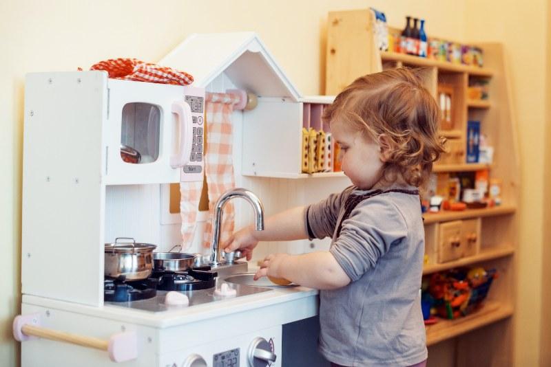Cucine giocattolo: come sceglierle