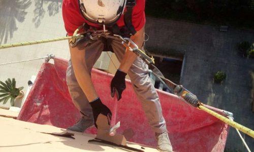 Edilizia acrobatica: la lista dei lavori che si possono fare in alta quota
